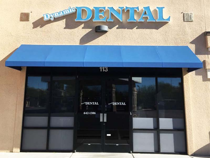 Cosmetic Dentist Office in North Las Vegas